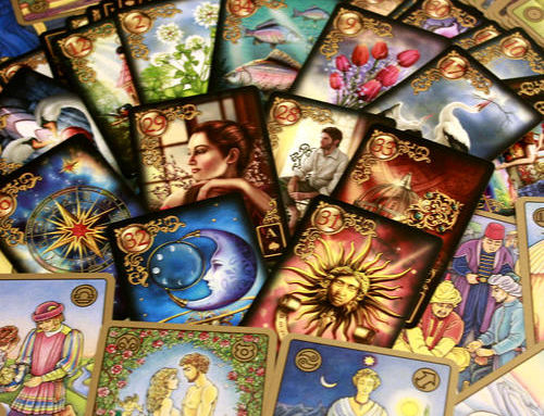 What I've Learned From Tarot